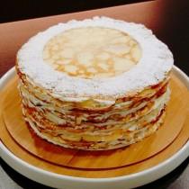 【巧米巧克】低GI無麩質千層蛋糕(蛋奶素,無麩質,赤藻糖醇)