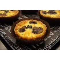 【巧米巧克】松露蘑菇牛肉法式鹹派(葷食,無麩質,全新生活)4入