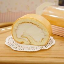 【巧米巧克】低GI無麩質蛋糕卷(蛋奶素)