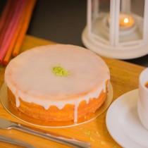 【巧米巧克】檸檬糖霜磅蛋糕 (蛋奶素)